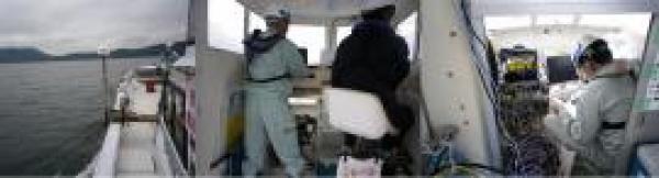 徳山港ナローマルチビームシステム管理測量